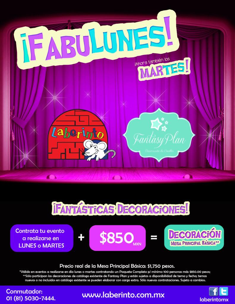 Publicidad FABULUNES 2017